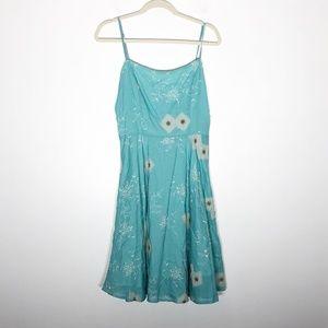 Maurices Dress Womens 5 / 6 Sundress Blue